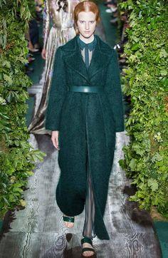 Пальто Valentino Haute Couture осень-зима 2014/15