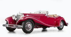 Mercedes Benz 500K Special Roadster Stolen At The End of WW2 Up For Auction #Auction #Classics
