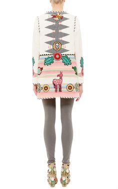 One Of A Kind Maya Coat by Alix of Bohemia for Preorder on Moda Operandi