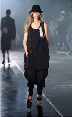 Y-3 Spring 2014 #NYFW be-jewel.com
