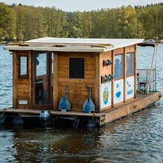 Natur-Floss.de - Ihr Floßverleih für Brandenburg und Mecklenburg-Vorpommern - Günstig Flöße mieten