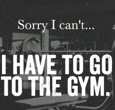 GYM IS PRIORITY Comment below if you have said this before  ::: ::: #fitnessquotes #fitnessmotivation #gymmotivation #gymquote #gymquotes #gymlife #workoutmotivation