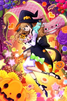 Charlotte Pudding, One Piece Ship, One Piece Anime, Halloween 2019, Art Pieces, Rainbow, Character, Girls, Memories