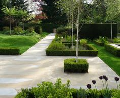 I will always remain very happy with this project as the garden sits incredibly comfortably in its setting, compliments the house and is strong yet simple in design. The successful...