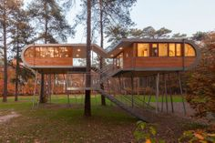 """Projekt """"The Treehouse""""...competitionline"""