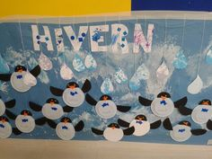 murals hivern - Cerca amb Google