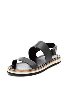 Pacific Flip Flops by Calvin Klein Collection Footwear at Gilt