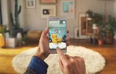 IKEA Place : une app pour placer des meubles AR chez soiavant de les acheter (sortie App Store)