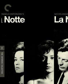 A Noite, Antonioni.