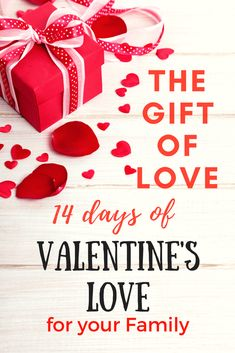 For the days leading up to Valentine's Day, here are 14 loving gifts to show your spouse and children how much they mean to you! Valentine Gifts For Kids, Valentines Day Treats, Valentine Day Crafts, Tween Gifts, Gifts For Teens, Diy Gifts, Valentine's Day Printables, Printable Planner, Ways To Show Love