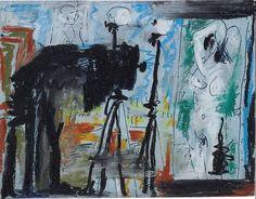Pablo Picasso - Le Photograph, 1964.