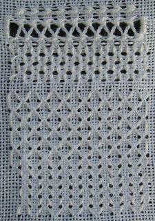 Fat-Quarter: pulled thread