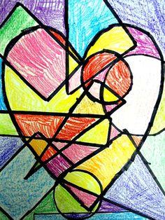 Fractured Heart grade 1