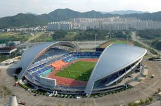 SOUTH KOREA - K League Stadiums - 숭의 아레나 한번 가서 EPL 간지 좀 내야 되는데