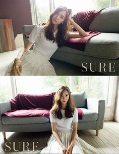 [Pictures] 140719 SNSD Yoona - 'SURE' Magazine August 2014 Issue ~ smtownsnsd.com - Girls' Generation / SNSD Daily Updates!