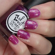 Midwest Lacquers Flakies On Fleek