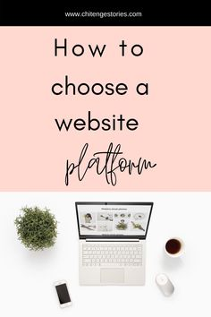 How to choose the best website platform or website builder for your business. There are a number of website builders out there. You need to choose a website builder based on the features you want to have on your website.