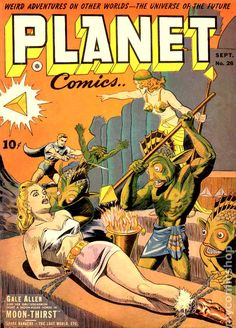 joe doolin planet comics