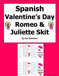 spanish valentine's day word search printable
