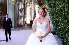 Oliver & Kristen's Beautiful Beverly Hilton Wedding