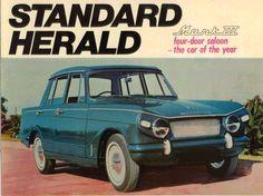 Indian Triumph Herald Mk3 advert