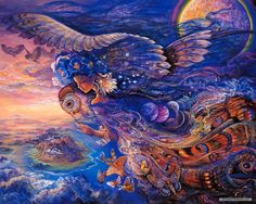 Josephine Wall Fantasy Art | Free Art wallpaper