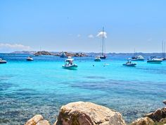 The best beach in Sardinia is also the best beach in Europe. It is an incredible stretch of white sand with translucent azure seas.
