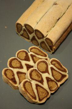 Creative Food, Bread Recipes, Dessert Recipes, Shapes, Cookies, Pasta, Free, Backen, Loaf Recipes