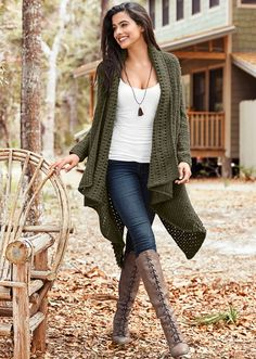 c684c1f65164 Fall Cardigan Outfit