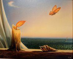 surreal paintings vladimir kush