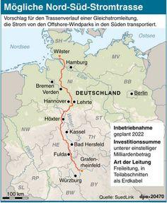 Energy bosses reveal 800km power link route