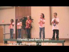 A WeeHands Preschool Graduation Song