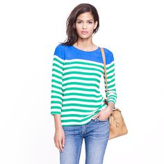 JCrew Colorblock