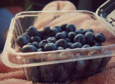 Favorite snack for the road trip. Sometimes road trips are boring and make me want to snack. Keeping fresh fruit that last without being chilled are a great option to pack. Blueberries are super healthy for you. Thy clean your body with all the antioxidants and fiber.