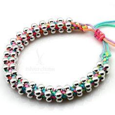 HOT SALE  weave beads bracelet DIY friendship bracelets handmade strand bracelet bijoux jewelry 10pcs/lot LHA19