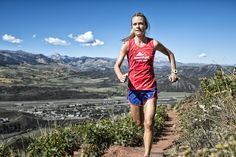 Trail Running champion Megan Lizotte uses EnduroPacks electrolyte replacement for balanced, natural hydration during workouts