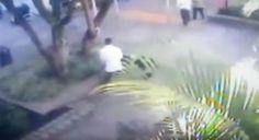 RS Notícias: Vídeo mostra homem executado na entrada do Hospita...