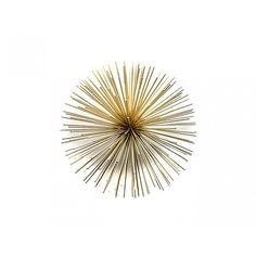 Decor - Brass Wall Starburst | Pigment