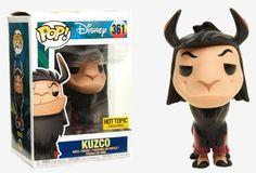 Funko Pop Disney #361 Kuzco Llama  New  Hot Topic Exclusive! #Funko