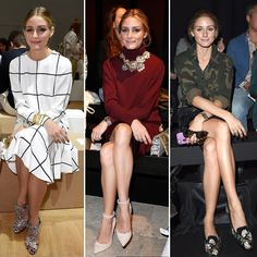 What It's Like Being a Fashion Week Fixture Like Olivia Palermo #InStyle
