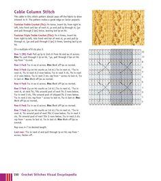 Мобильный LiveInternet Мотивы крючком - Crochet Stitches VISUAL Encyclopedia | MerlettKA - © MerlettKA® ™ | Pattern Making, Stitch Patterns, Fabric, Tejido, Tela, Cloths, Fabrics, Tejidos