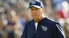 Aug 27, 2016; Oakland, CA, USA; Tennessee Titans head coach Mike Mularkey looks…