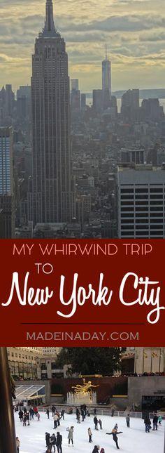 My New York Holiday