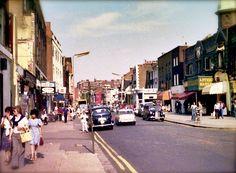 Kings Road, Chelsea, London. Sep.1975