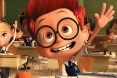 Mr. Peabody & Sherman. One of my toddlers favorites right now. I've seen it too many times haha
