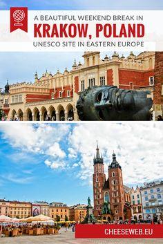 A weekend break in UNESCO-listed Krakow, Poland, a gem in Eastern Europe