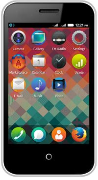 Intex Cloud FX Firefox OS,its a tough competition for Android