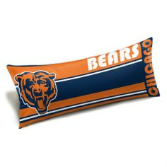 Use this Exclusive coupon code: PINFIVE to receive an additional 5% off the Chicago Bears Seal Body Pillow at SportsFansPlus.com