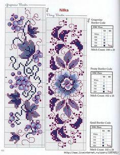 закладки, вышивка ручной работы - Szukaj w Google
