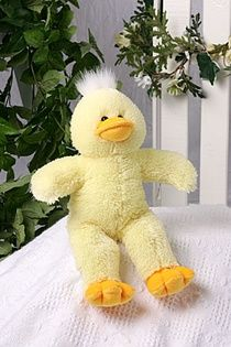 The Danny Duck Kit includes:  The animal skin  Stuffing  A Wish Star Adoption certificate  Full instructions